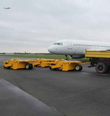 Airport Sweeper
